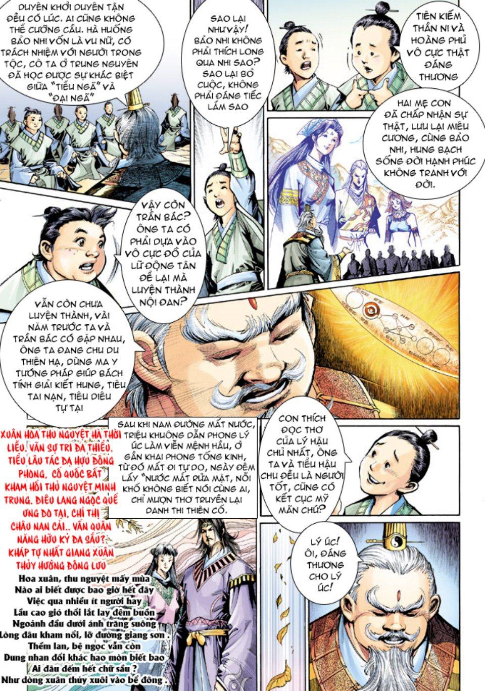 Thiên Tử Truyền Kỳ 5 – Như Lai Thần Chưởng chap 214 – End Trang 26 - Mangak.info