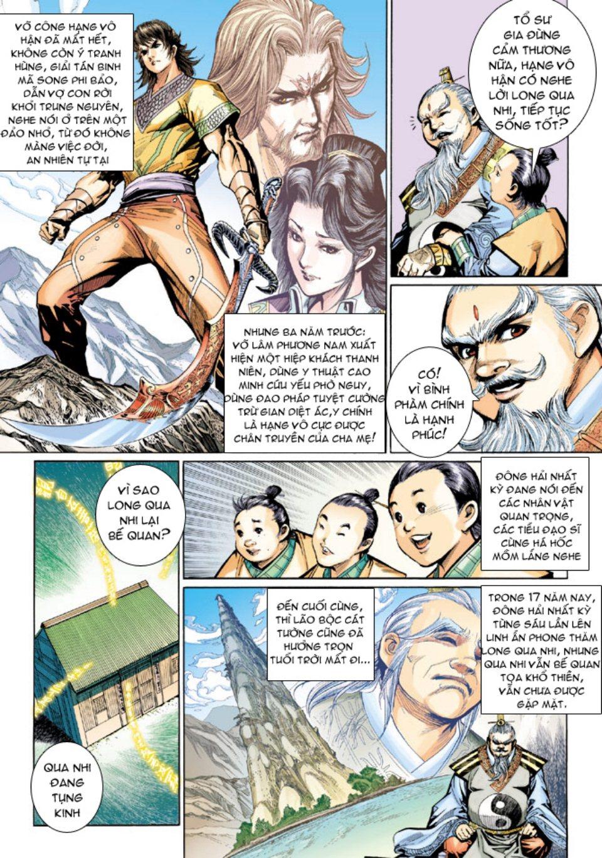 Thiên Tử Truyền Kỳ 5 – Như Lai Thần Chưởng chap 214 – End Trang 27 - Mangak.info