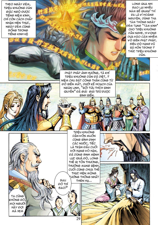 Thiên Tử Truyền Kỳ 5 – Như Lai Thần Chưởng chap 214 – End Trang 28 - Mangak.info