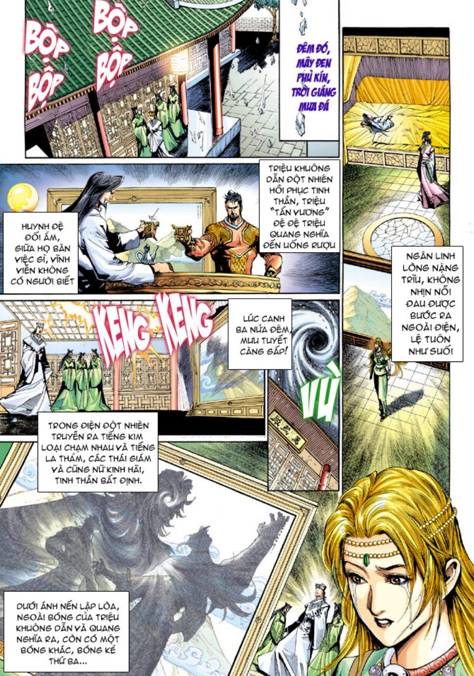 Thiên Tử Truyền Kỳ 5 – Như Lai Thần Chưởng chap 214 – End Trang 30 - Mangak.info