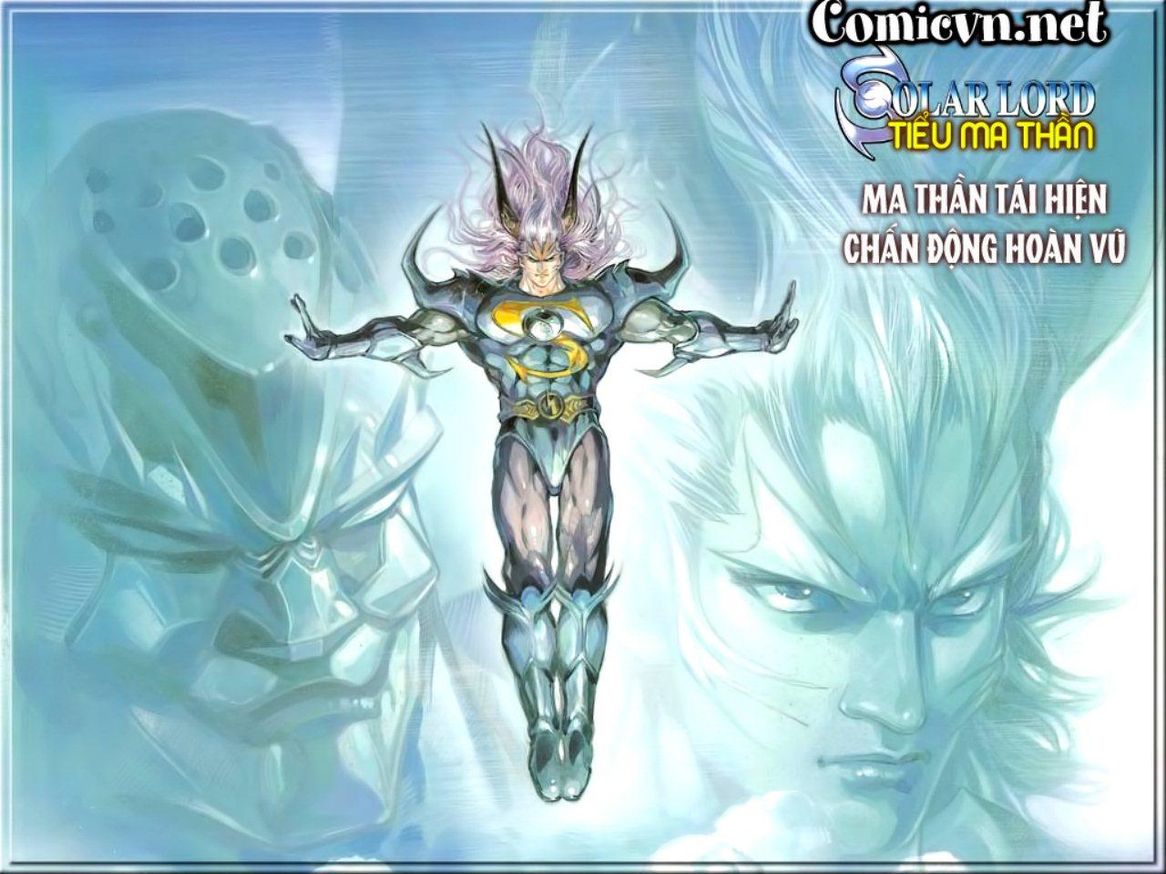 Thiên Tử Truyền Kỳ 5 – Như Lai Thần Chưởng chap 214 – End Trang 41 - Mangak.info