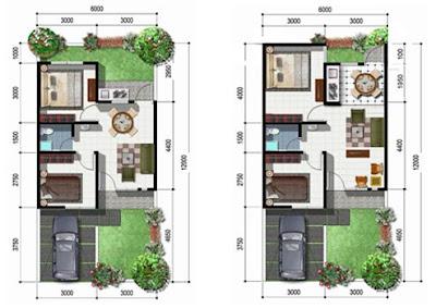 Rudy Dewanto Menambah Ruang Pada Rumah Type 45