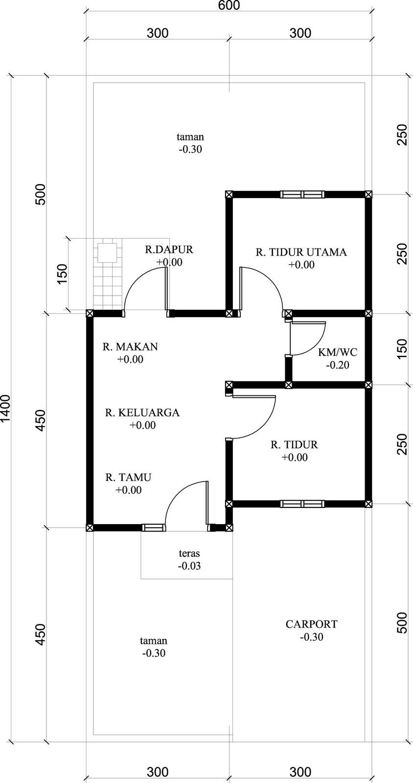 Download renovasi rumah t.36 jadi 2 lantai