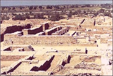 Harappan Civili... Mohenjo Daro Great Granary