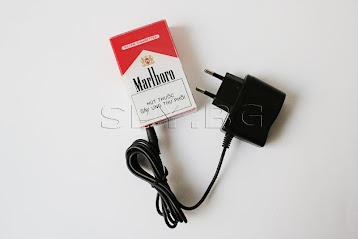 GSM заглушител в кутия цигари