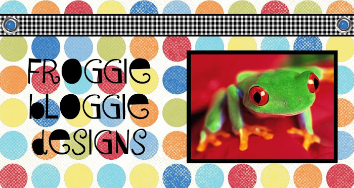 Froggie Bloggie Designs
