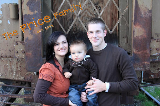 Brandon, Amy, and Paxton