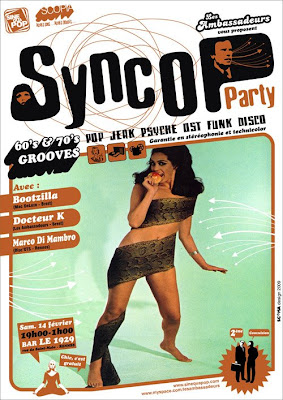 Syncop Party 2 - Rennes - 14 Fvrier