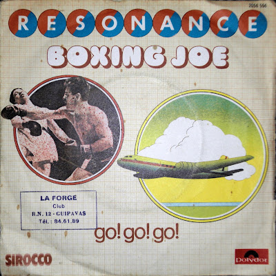 Resonance - Boxing Joe - 1976