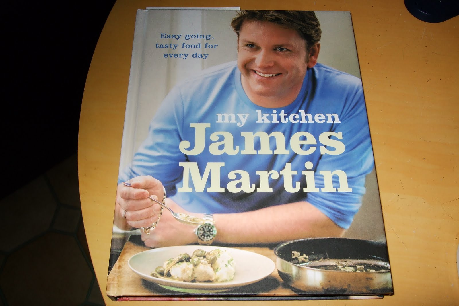 Cookbook goodness reviews and trials james martin my kitchen on the strength of the success of the ham terrine from my last afternoon tea i decided to buy the book it deserved a place in my collection plus it was forumfinder Choice Image