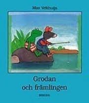 Bokomslag Grodan och främlingen