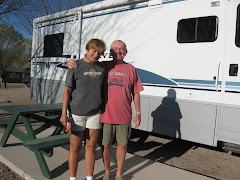 RV friends...Benson, Arizona