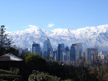 SANTIAGO, A CAPITAL DO CHILE