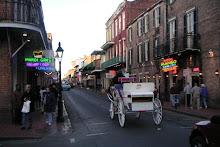A BOURBON STREET