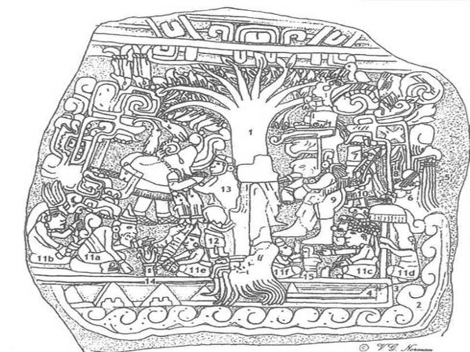 Evidencias del Libro de Mormón: La Estela Nº 5 de Izapa Mexico