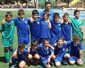 Mi otro equipo en la EFB Romero Pancho