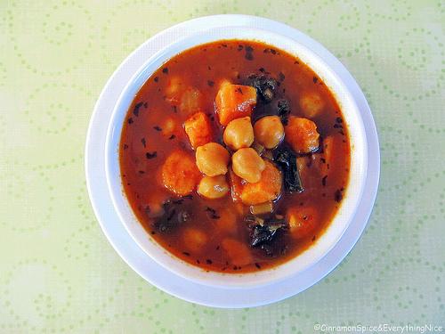 Mollie Katzen's Gypsy Soup | Cinnamon-Spice & Everything Nice