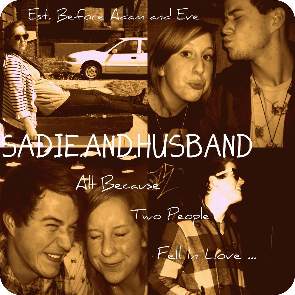 Sadie and Husband