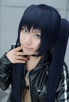 black rock shooter cosplay BlackRockShooter_Ibara_Cosplay1