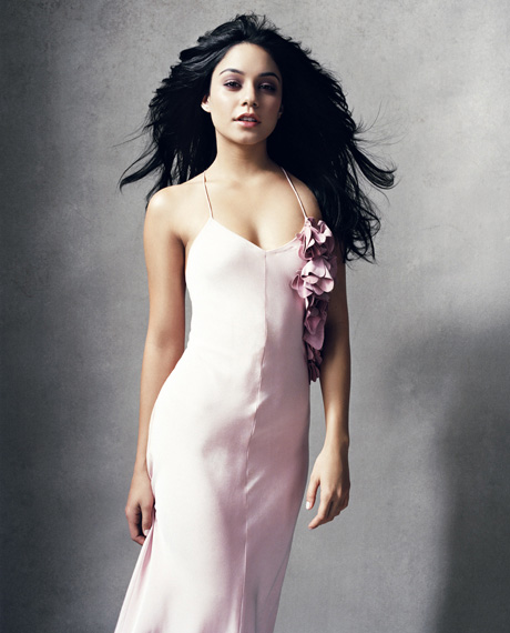 Sweet Vanessa Hudgens and Selena Gomez in VF