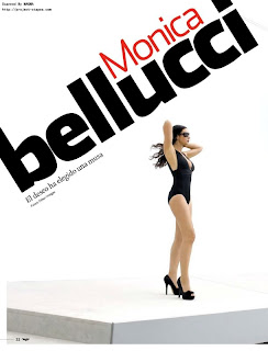 Seductress Monica Bellucci