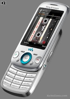 sony ericsson zylo walkman phone