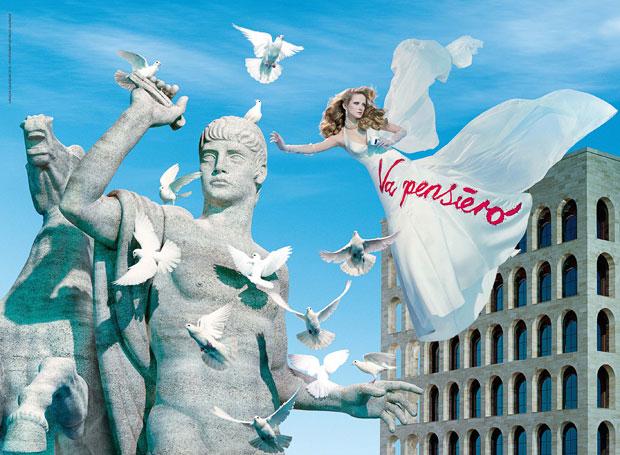 lavazza Calendar 2010