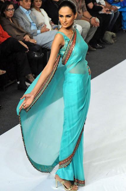 sexy indian sari2