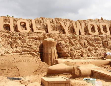sand sculputres