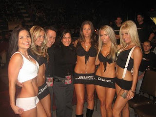Hot and Sexy Ring Girls