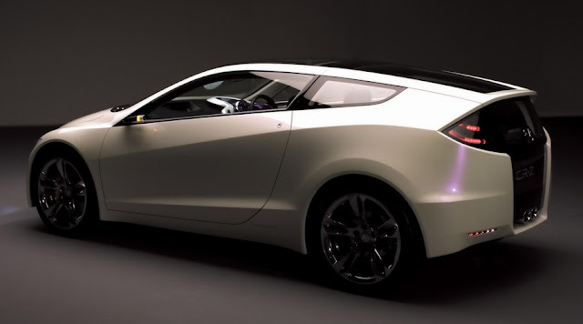 honda cr-z sport car 2