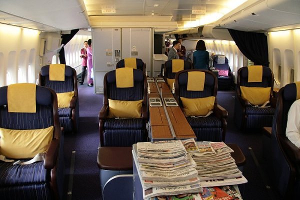 luxurious airlines 3