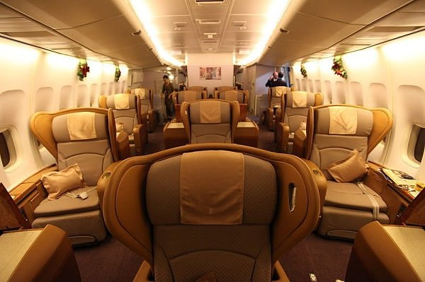 luxurious airlines 5