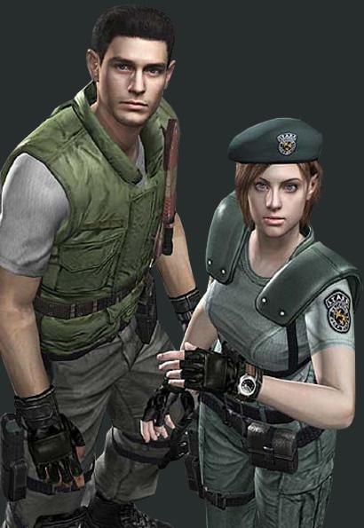 jill valentine resident evil 5. Resident Evil