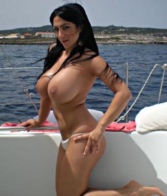 Sex italian tv boob ass. Wow