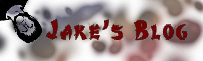 Jake's Blog