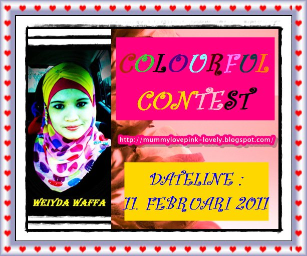 Colourful Contest