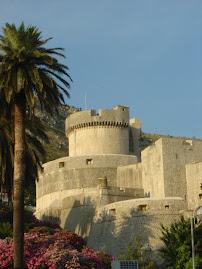 Minceta Fortress in Dubrovnik