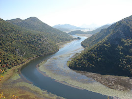 Crnojevica River, Montenegro