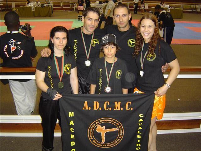 Kickboxing: Macedo de Cavaleiros possui dos melhores atletas a ...