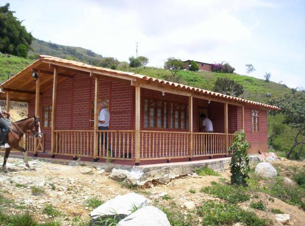 Casas prefabricadas creando viviendas sas casa 80m2 - Habitaciones prefabricadas economicas ...