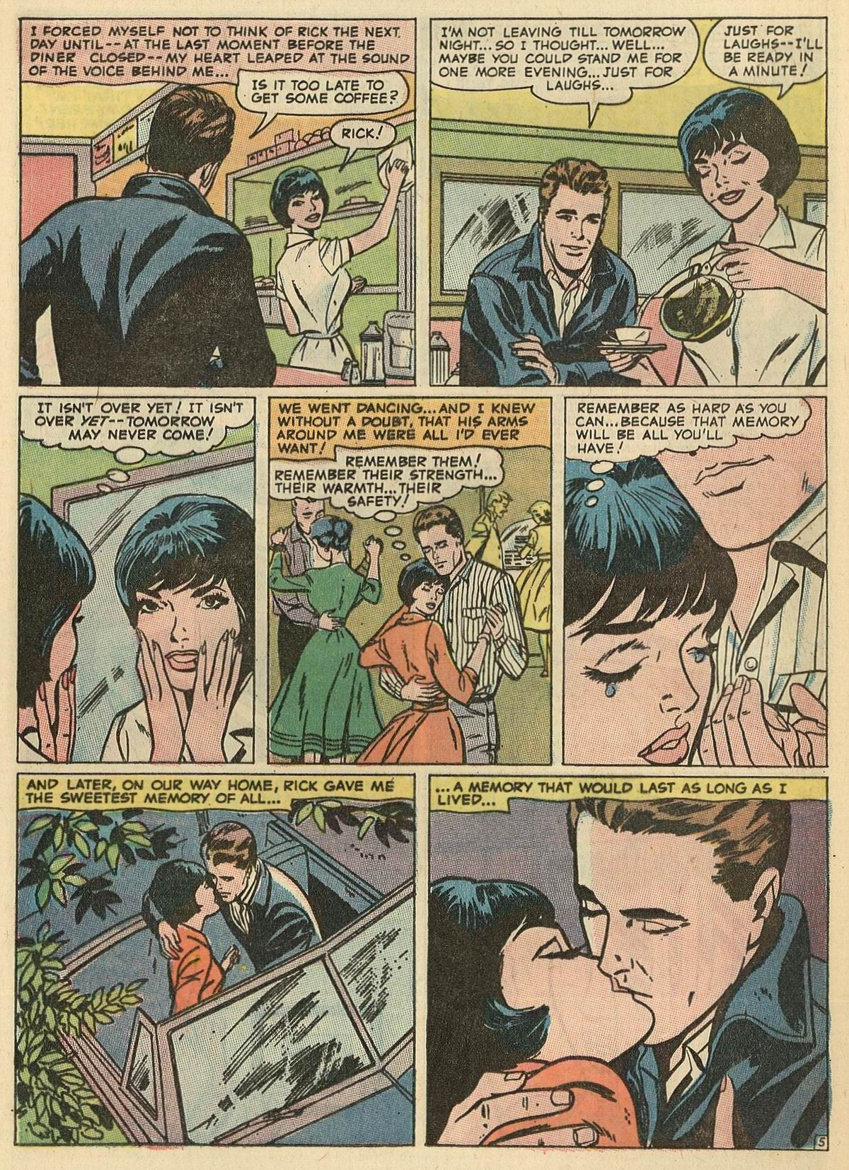 Read online Secret Hearts comic -  Issue #125 - 13