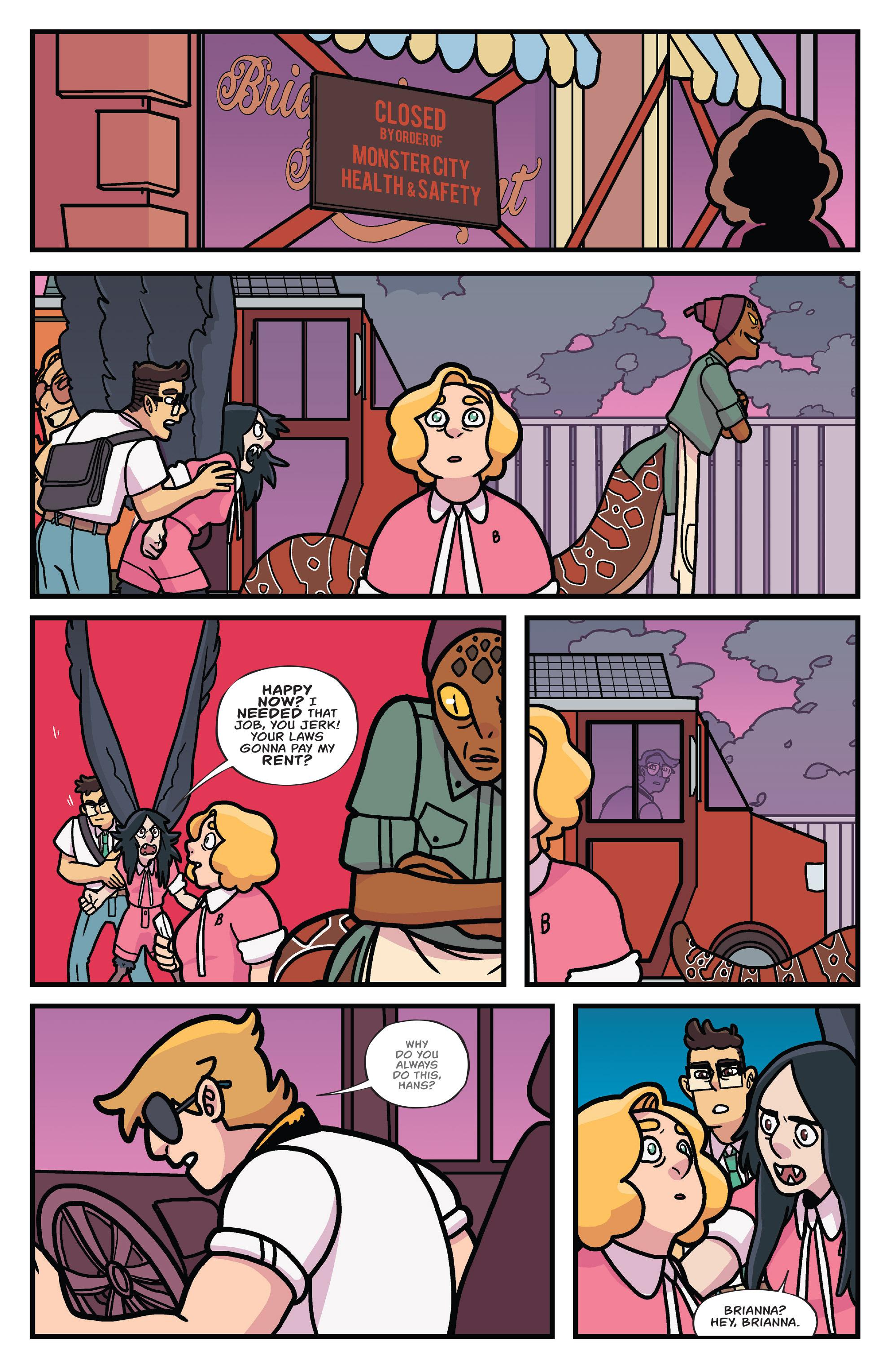 Read online Brave Chef Brianna comic -  Issue #3 - 23