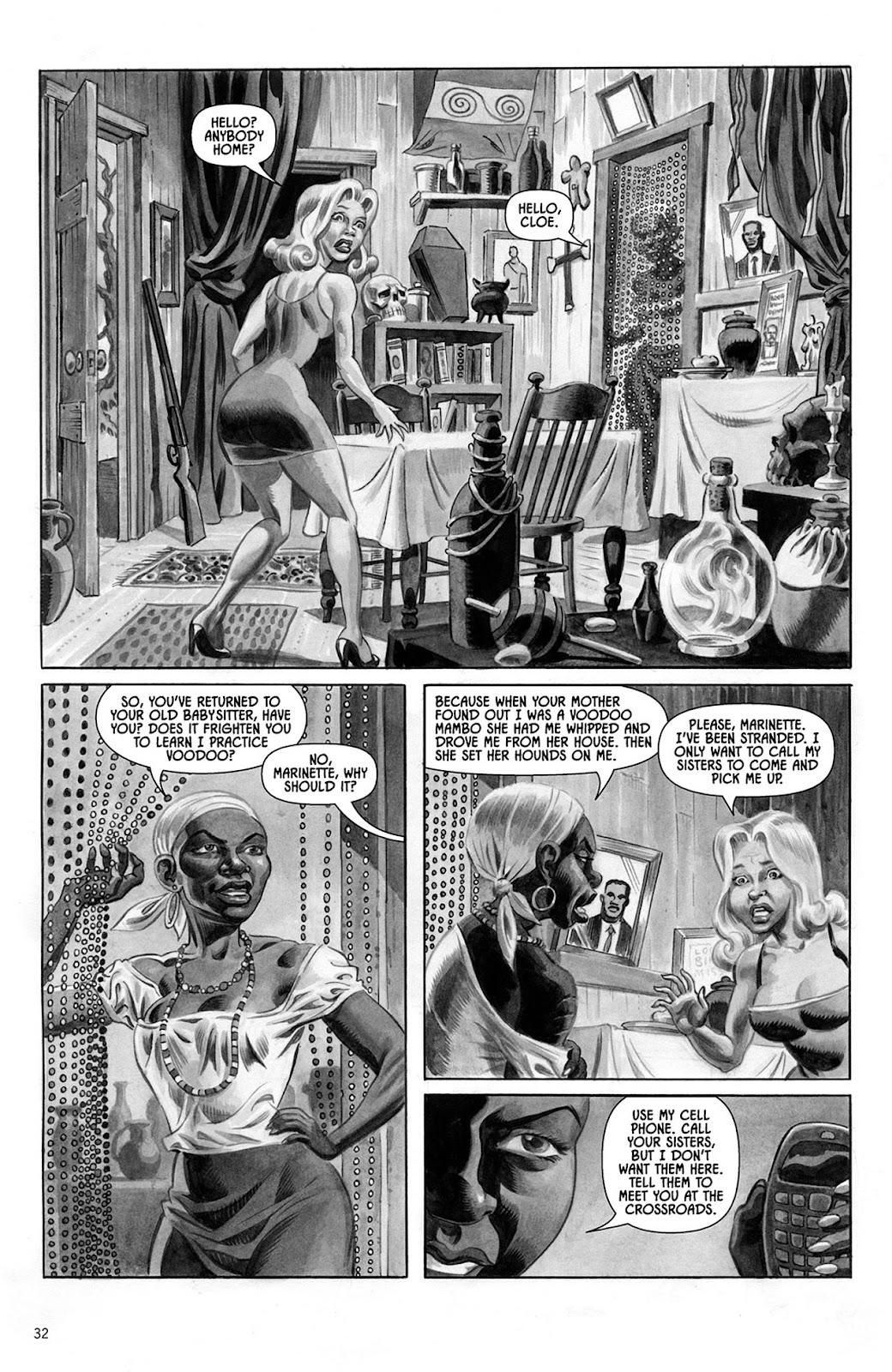 Creepy (2009) Issue #4 #4 - English 34