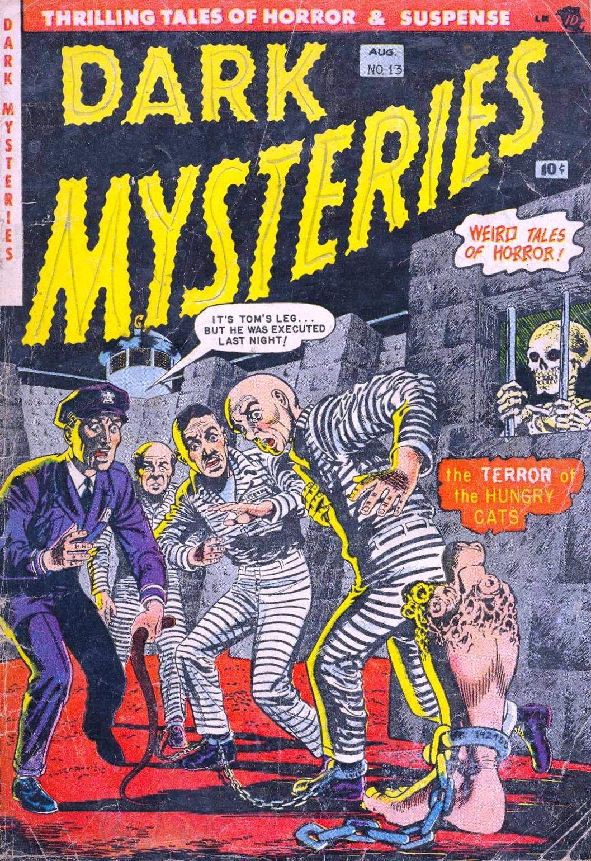 Dark Mysteries 13 Page 1