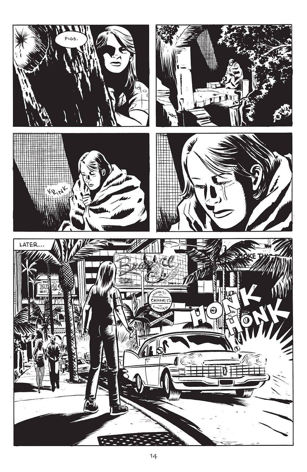 Stray Bullets Issue #25 #25 - English 16