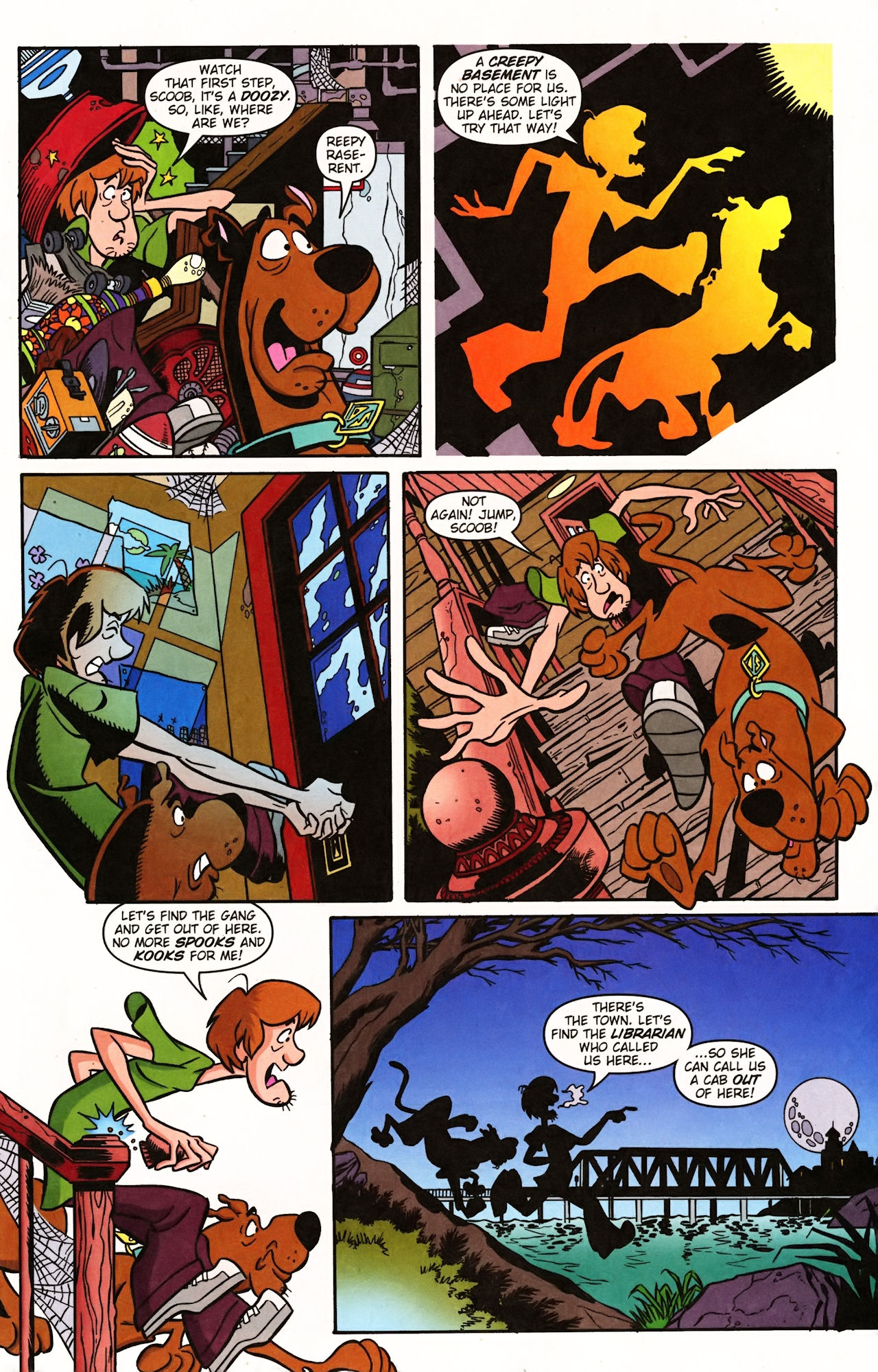Read online Scooby-Doo (1997) comic -  Issue #139 - 4