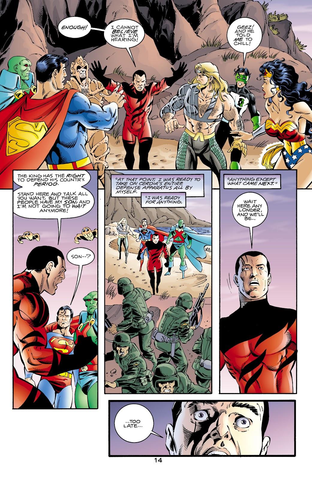 Aquaman (1994) Issue #66 #72 - English 14