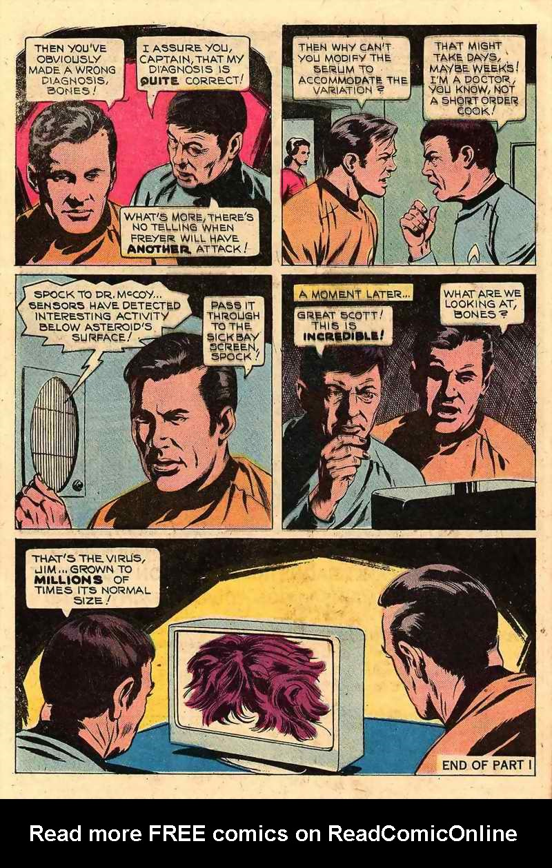 Star Trek (1967) #58 #58 - English 12