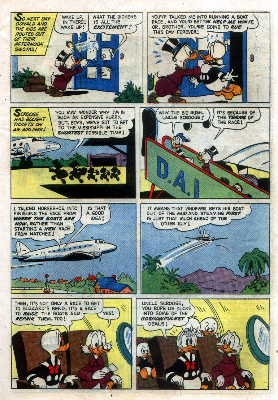 Uncle Scrooge (1953) #11 #394 - English 7